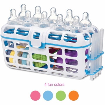 Munchkin Deluxe Dishwasher Basket 14301 - ASSORTMENT