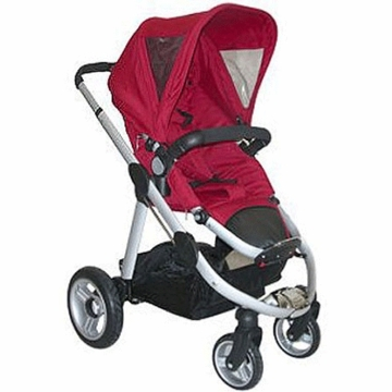 Valco Baby RAD Stroller in Red