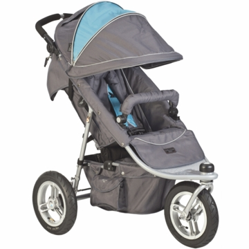 Valco Trimode EX Single Jogging Stroller Arctic