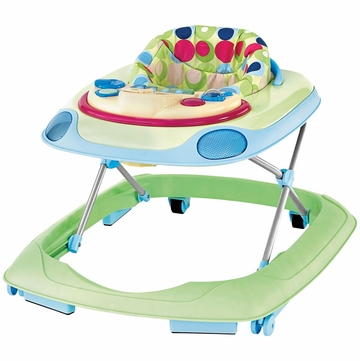 Chicco Lil' Piano Baby Walker - Splash