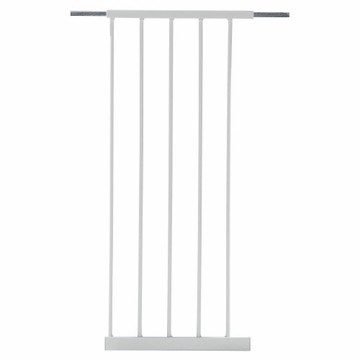 "Kidco 12.5"" Extension Kit for Center Gateway Gate in White"