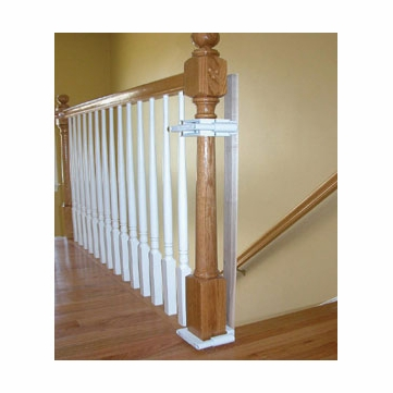 Kidco Stairway Gate Installation Kit-No Drilling
