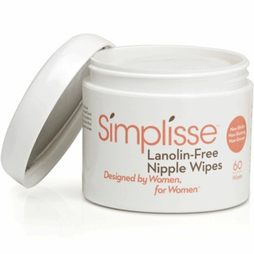 Simplisse Nipple Wipes