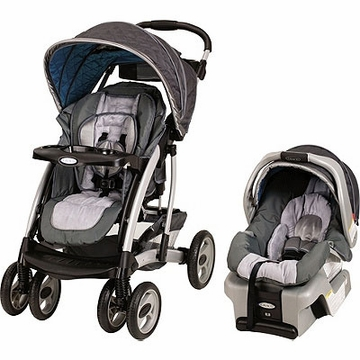Graco Quattro Tour Reverse Travel System - Pictor