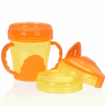 Vital Baby 3 Stage Trainer Cup 7oz in Orange