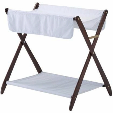 Cariboo Folding Changing Table in Mahogany
