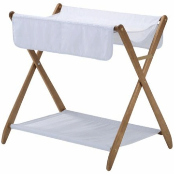 Cariboo Folding Changing Table in Teak