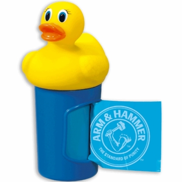 Munchkin Diaper Duck Travel Buddy with 24 Scented Bags