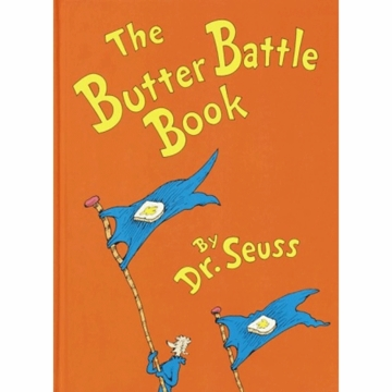 Dr. Seuss The Butter Battle Book