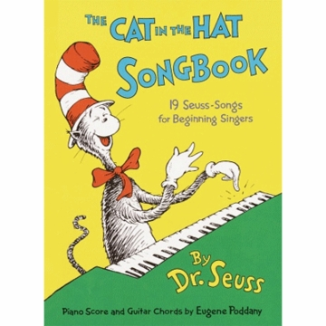 Dr. Seuss The Cat in The Hat Songbook