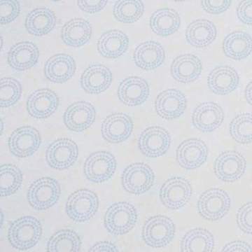 Carter's Blue Elephant Fitted Sheet