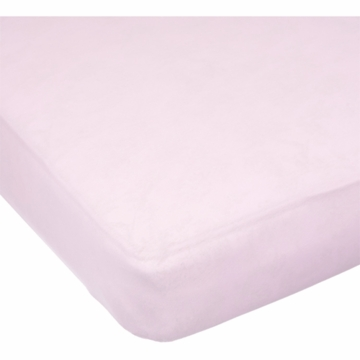 Carter's Easy Fit Jersey Cradle Fitted Sheet in Pink