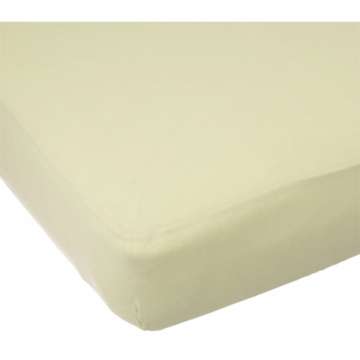 Carter's Easy Fit Jersey Cradle Fitted Sheet in Sage