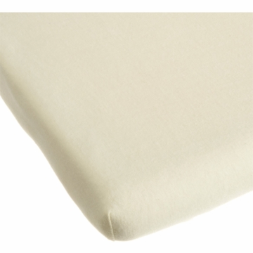 Carter's Easy Fit Jersey Cradle Fitted Sheet in Yellow