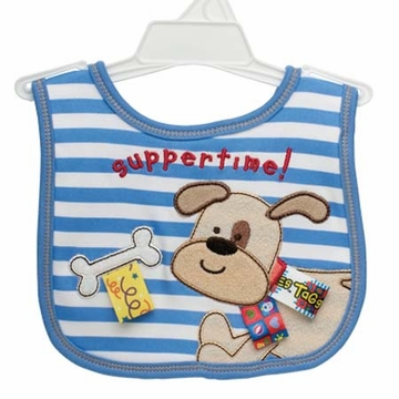 Taggies Dog Bib