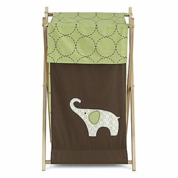 Carter's Elephant Green Hamper