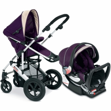 Britax Vigour Companion System in Plum