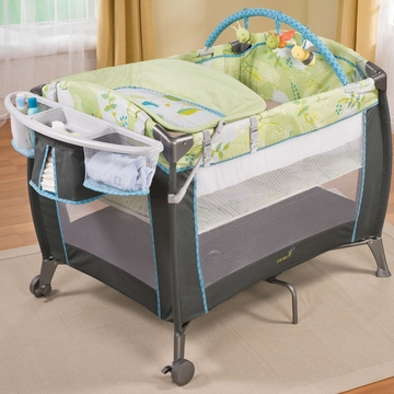 Carter's Flitter Comfort 'N Care Playard and Changer by Summer Infant
