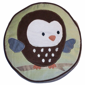 Carter's Forest Friends Throw Pillows