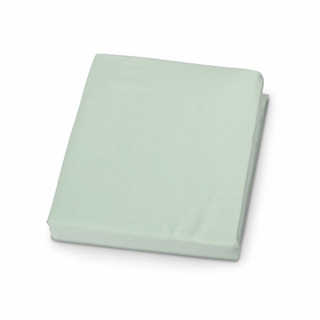 Carter's Jersey Fitted Crib Sheet in Sage