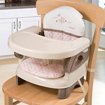 Carter's Love Bug Folding Booster Seat
