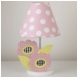 Cotton Tale Poppy Decorator Lamp