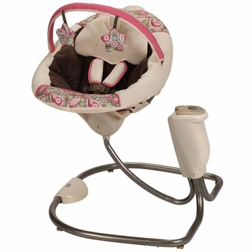 Graco Sweet Snuggle Infant Soothing Swing - Jacqueline