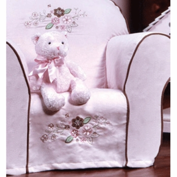 Carter's Love Bug Upholstered Chair Slip Cover