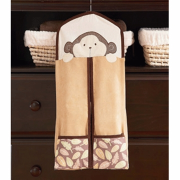 Carter's Monkey Bars Diaper Stacker