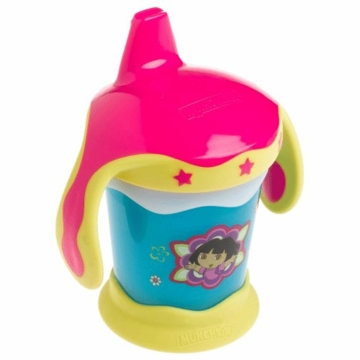 Munchkin Dora the Explorer 6oz Insulated My First Cup