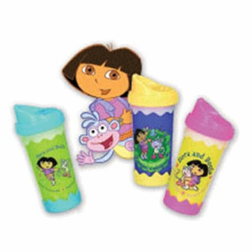 Munchkin Dora The Explorer Big Kid Insulated Cup- 10 Oz 49701