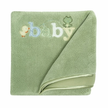 Carter's Sweet Baby Blanket in Sage