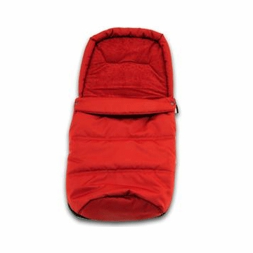 Teutonia T-Footmuff Venetian Red