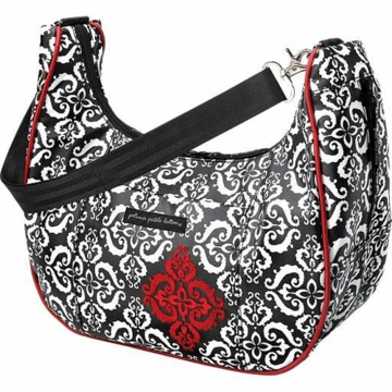 Petunia Pickle Bottom Touring Tote in Frolicking in Fez