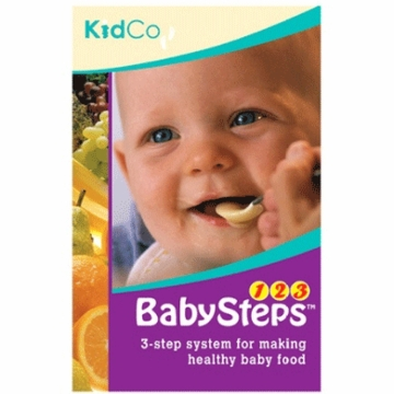 Kidco BabySteps Meal Guide