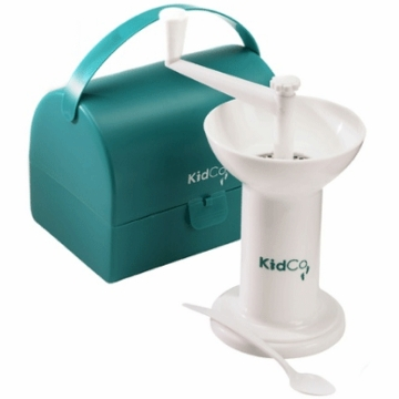 Kidco BabySteps Food Mill With Carrying Case