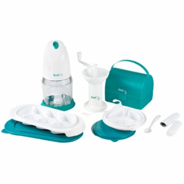 Kidco BabySteps Complete Natural Feeding System