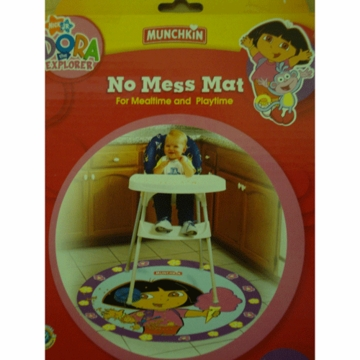 Munchkin Dora the Explorer No Mess Mat