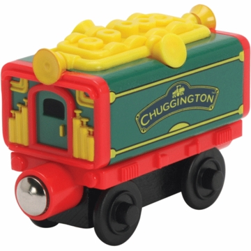Chuggington Wood Musical Car