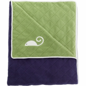 Maclaren Kate Spade Blanket in Twilight Blue