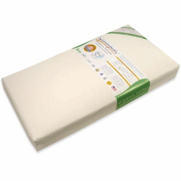 Naturepedic MC22 Seemless Organic Cotton Classic Baby Mattress