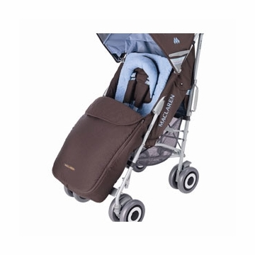 Maclaren Techno XLR Footmuff in Brown