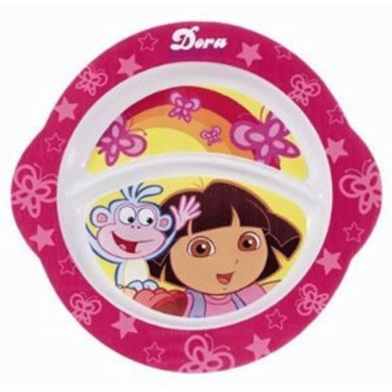Munchkin Dora The Explorer Toddler Plate