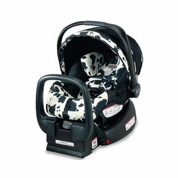 Britax Chaperone Infant Car Seat in Cowmooflage