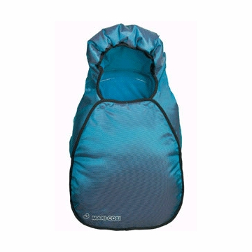 Maxi Cosi Infant Car Seat Footmuff 2009 Ocean Reflection