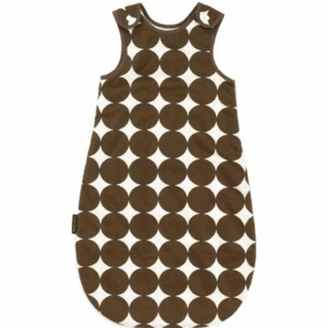 DwellStudio Chocolate Dots Sleep Sack