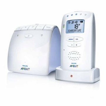 Philips AVENT DECT Baby Monitor with Screen