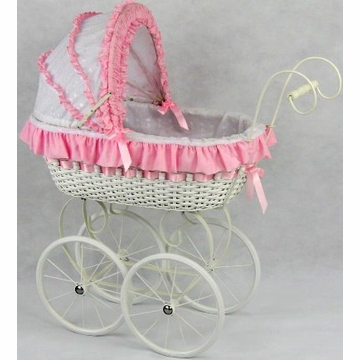 Regal Doll Carriages Jacqueline Doll Carriage