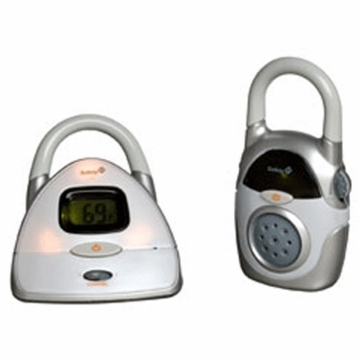 Safety 1st Glow & Go Monitor Ultra Clear & Private