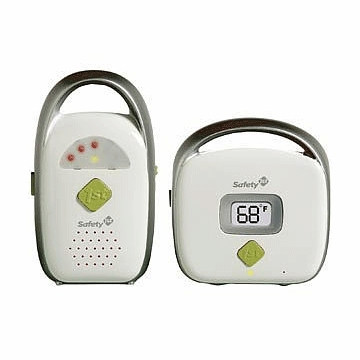 Safety 1st Glow & Go Monitor